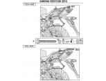 GIVI PLX449 KAWASAKI ER-6N - ER-6F 650 (09-11) YAN ÇANTA TASIYICI