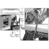 GIVI PLX528 SUZUKI DL 1000 V-STROM (02-11) KAWASAKI KLV 1000 (04-10) YAN ÇANTA TAŞIYICI