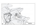 GIVI PLR5118KIT BMW F800R (09-17) YAN ÇANTA TASIYICI BAGLANTI KITI