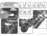KAPPA KR365M YAMAHA XT 660 R-X (07-16) ARKA ÇANTA TASIYICI
