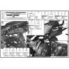 KAPPA KLX166 HONDA VFR 800 VTEC (02-11) YAN ÇANTA TASIYICI