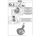 KAPPA BF23K DEPOÜSTÜ ÇANTA APARATI (YAMAHA)