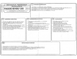 GIVI A110A PIAGGIO FLY 50-100-125-150 (04-16) RÜZGAR SIPERLIK BAGLANTISI