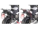 GIVI PLR6413 TRIUMPH TIGER 800 XC - 800 XR (18) YAN ÇANTA TASIYICI
