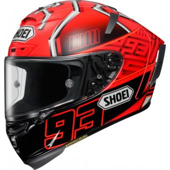 SHOEI X-SPIRIT 3 MARQUEZ 4 TC-1 KASK
