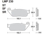AP RACING 238 SR FREN BALATASI