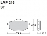 AP RACING 238 SF FREN BALATASI
