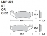AP RACING 190 SR FREN BALATASI