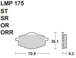 AP RACING 170 SR FREN BALATASI