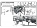 KAPPA KN358 YAMAHA FZ6 - FZ6 S2 - FZ6 600 FAZER - FZ6 600 FAZER S2 (04-11) KORUMA DEMIRI