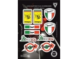VEXO X27 VESPA STICKER SET