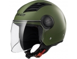 LS2 OF562 MAT YESIL KASK