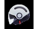 NEXX SX.10 KIRMIZI-BEYAZ KASK