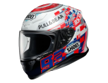 SHOEI NXR MARQUEZ POWER UP TC-1 KASK