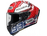 SHOEI X-SPIRIT 3 MARQUEZ 5 TC-1 KASK