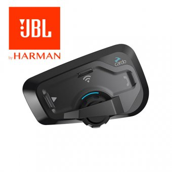 CARDO FREECOM 4 + JBL BLUETOOTH VE INTERCOM (TEKLI PAKET)