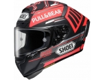 SHOEI X-SPIRIT 3 MARQUEZ BLACK CONCEPT TC-1 KASK