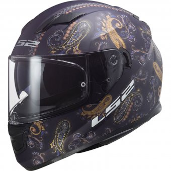 LS2 STREAM EVO PASLY MAT MOR KASK